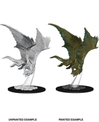 Nolzur's Marvelous Miniatures - Young Bronze Dragon