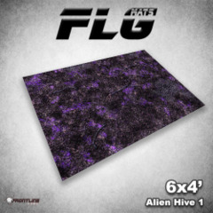 FLG Mats: 6x4 Alien Hive 1