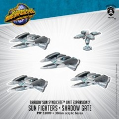 Monsterpocalypse Unit Expansion Sun Fighters/Shadow Gate