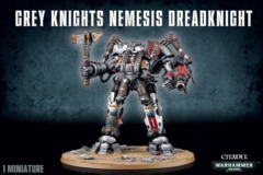 Grey Knights: Nemesis Dreadknight