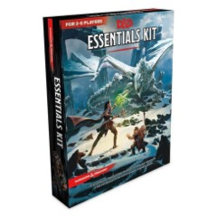 Dungeons & Dragons 5E: Essentials Kit