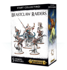 Star Collecting! Beastclaw Raiders