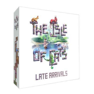 The Isle of Cats - Late Arrivals