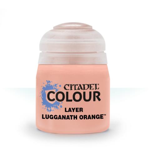 Layer: Lugganath Orange