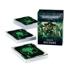 Warhammer 40k : Datacards - Necrons