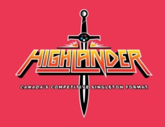 Canadian Highlander 1k Event