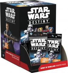 Spirit of Rebellion Booster Display