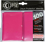 Ultra Pro - Pro Matte Eclipse: Deck Protector 100 Count Pack - Pink