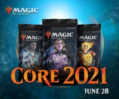 Core Set 2021 Pre-Release Sunday 4pm
