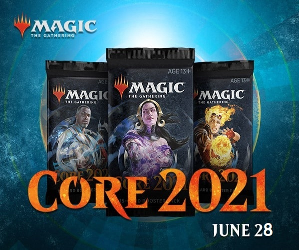 Core Set 2021 Pre-Release Sunday 11am 2HG