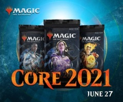 Core Set 2021 Pre-Release Saturday 11am