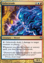 Gelectrode