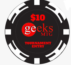 $10 Tournament Entry Token