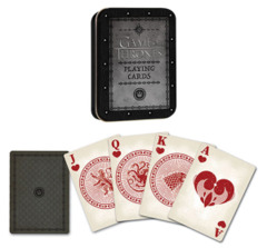 Playing Cards: Game of Thrones (Tin)