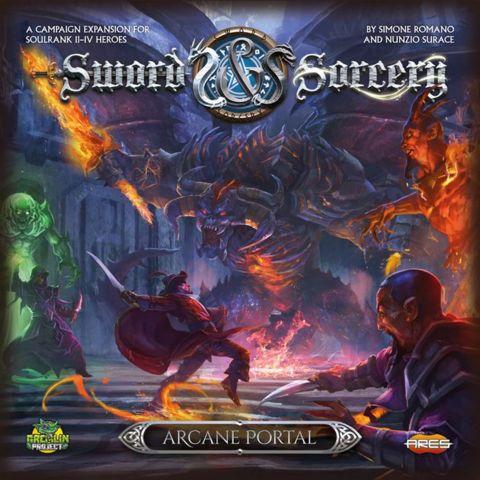 Sword And Sorcery: Arcane Portal