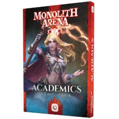 PLG1314  -  Monolith Arena: Academics
