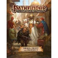 Pathfinder Campaign Setting: Druma, Profit and Prophecy