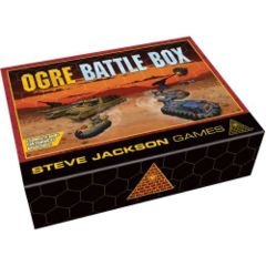 Ogre Battle Box (Sixth Edition)