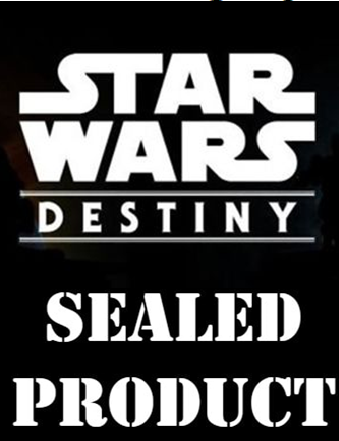 Star wars destiny sealed product