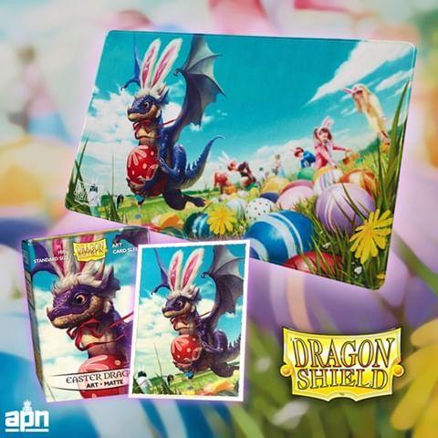 Dragon Shield Playmat Easter Dragon Accessories Playmats Dragon Shield Playmats Gerard S Gaming