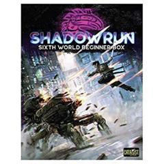 Shadowrun, 6th Ed.: Beginner Box