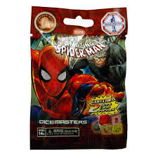 Dice Masters: The Amazing Spider-Man Gravity Feed Pack