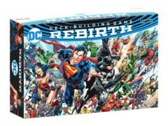 DC Rebirth - Deck builder gaming