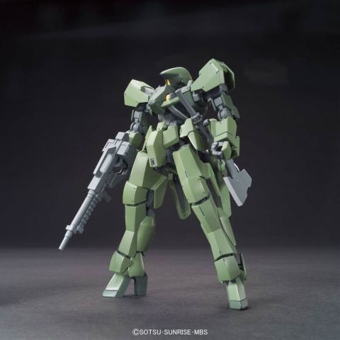 Gundam BAN201892 1/144 Scale Hyakuren BANDAI HG Iron-Blooded Orphans Color-coded kit