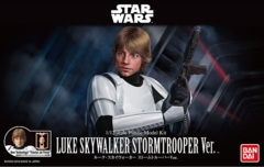 Star Wars Luke Skywalker Stormtrooper 1/12 Model Kit