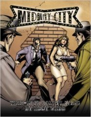 Midway City - Tech-Noir Roleplaying