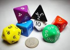 Koplow - Jumbo 28mm Polyhedral Set Assorted Color