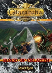 RuneQuest - Glorantha - Blood of Orlanth