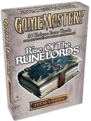 Gamemastery Cards - Rise of the Runelords Item Cards