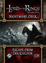 Lord of the Rings: Escape From Dol Guldur Nightmare Deck