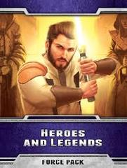 Star Wars : The Card Game - Heroes and Legends