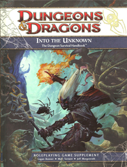 4th Edition Into the Unknown - The Dungeon Survival Handbook