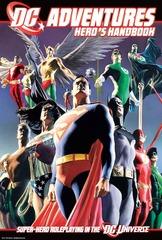 DC Adventures - Hero's Handbook