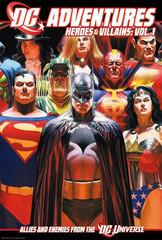 DC Adventures - Heroes & Villians Vol 1