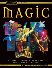 GURPS 4th - Magic