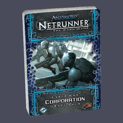Android Netrunner - Cyber War Draft Pack - Corporation