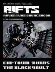 Rifts - Chi-Town Burbs, The Black Vault