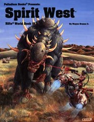 Rifts - World Book 15 - Spirit West