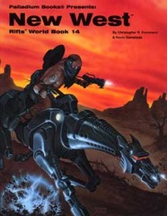 Rifts - World Book 14 - New West
