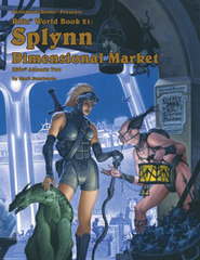 Rifts - World Book 21 - Splynn Dimensional Market