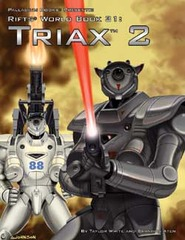 Rifts - World Book 31 - Triax Trio