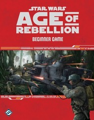 Star Wars - Age of Rebellion Beginner Game