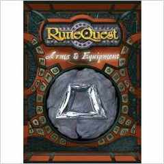 RuneQuest - Arms & Equipment
