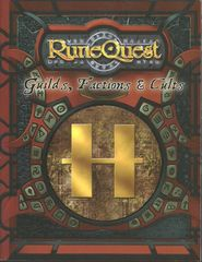 RuneQuest - Guilds, Factions, and Cults