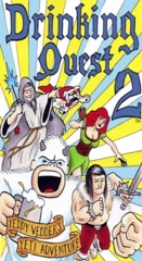 Drinking Quest RPG 2 - Yeddy Vedder's Yeti Adventure