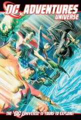 DC Aventures - Universe